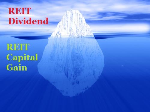 Tip of the Iceberg REIT